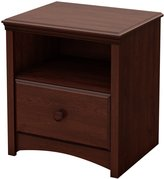 South Shore Sweet Morning Collection Night Stand - Royal Cherry