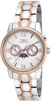 Invicta Specialty Mens 40mm Stainless Steel and Rose Gold Bracelet Watch 18092