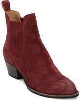 Dolce Vita Seth Suede Ankle Boots