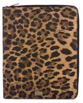 Dolce & Gabbana Animal Print Agenda Cover
