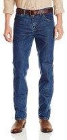 Wrangler Men's Big-Tall Premium Performance Cool Vantage Cowboy Cut Slim Fit Jean