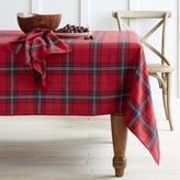 Williams-Sonoma Williams Sonoma Classic Tartan Plaid Tablecloth
