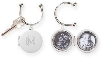 Mark And Graham Keepsake Locket Keychain