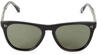 Oliver Peoples RS20 Daddy 55MM Square Sunglasses