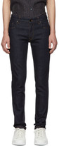 Fendi Blue Forever Pocket Jeans