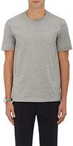 Brioni Men's Jersey T-Shirt-Light Grey