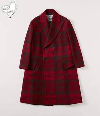 Vivienne Westwood Princess Coat Red Tartan
