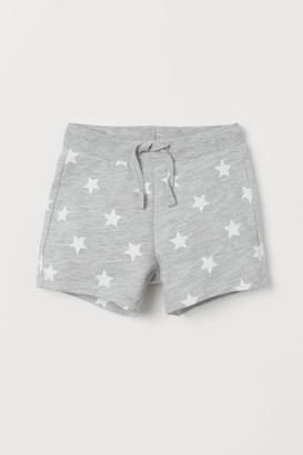 H&M Jersey Shorts - Gray