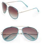 Steve Madden 64MM Aviator Sunglasses