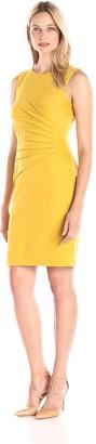 Kasper Women's Starburst Sheath Dress