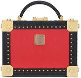 MCM Berlin Faux Leather Shoulder Bag