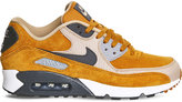 Nike Air Max 90 Suede And Mesh Trainers
