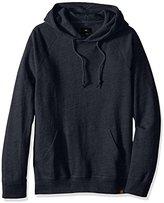 Obey Men's Monument Fleece Pullover Hooded Sweatshirt