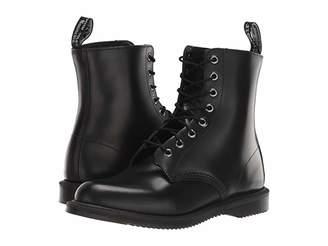 Dr. Martens Elsham Kensington (Black Polished Smooth) Women's Shoes