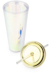 Blush Lingerie Iridescent Drink Tumbler