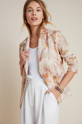 Renoir Sueded Blazer By Solitaire in Assorted Size XS