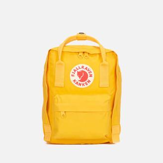Fjallraven Women's Kanken Mini Backpack - Warm Yellow