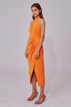 C/Meo CALIBER DRESS tangerine