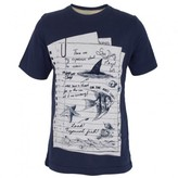 Mayoral Sea Life Sketches Tee