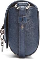 Givenchy Navy Leather Small Sugar Obsedia Shoulder Bag