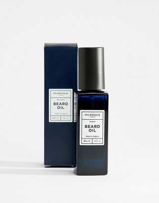 Murdock London Beard Oil 50ML-No Colour