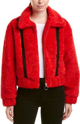 Lea & Viola Plush Jacket