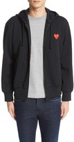 Comme des Garcons Men's Zip-Up Hoodie
