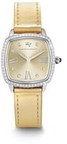 David Yurman Albion Metallic Swiss Quartz Watch with Diamonds, 27mm