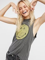 Daydreamer Smiley Tank by at Free People