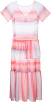 Lemlem striped flared dress - women - Cotton - XS