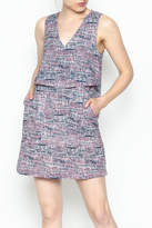 Zoa Digital Print Dress