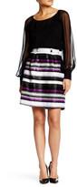 Oscar de la Renta Bell Shaped Skirt