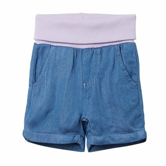 Steiff Baby Girls' Jeans Shorts