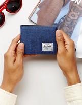 Herschel Roy Bi-Fold Wallet With Rfid