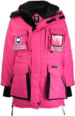 Canada Goose X-Ray Snow Mantra parka coat