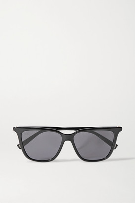 Givenchy D-frame Acetate Sunglasses - Black