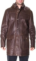 Barba Napoli Leather Jacket