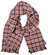 Pieces Women's 17067114 Rahata Checkered Scarf