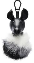 KENDALL + KYLIE Bambi Faux Fur Charm