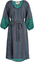Ace&Jig Juliet reversible jacquard dress