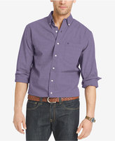 Izod Men's Big and Tall Classic Long-Sleeve Shirt