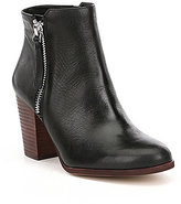 Gianni Bini Chellie Leather Booties