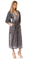 Rebecca Taylor Long Sleeve Indienne Dress