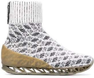 Bernhard Willhelm x Camper Himalayan sock boots