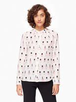 Kate Spade Nail polish shirt