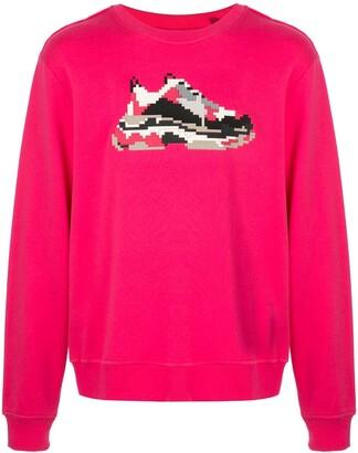 Mostly Heard Rarely Seen 8 Bit Sweet Wave sweatshirt