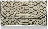 Brahmin Soft Checkbook Wallet Dogwood