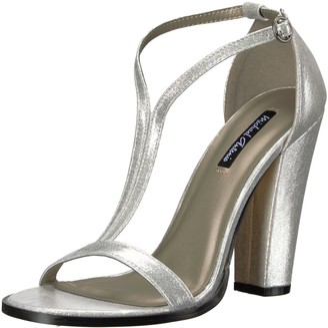 Michael Antonio Women's Jons-met Dress Sandal