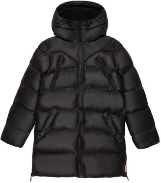 Hunter Padded Coat - Black