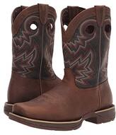 Durango Rebel 11 Western (Chocolate/Black Eclipse) Cowboy Boots